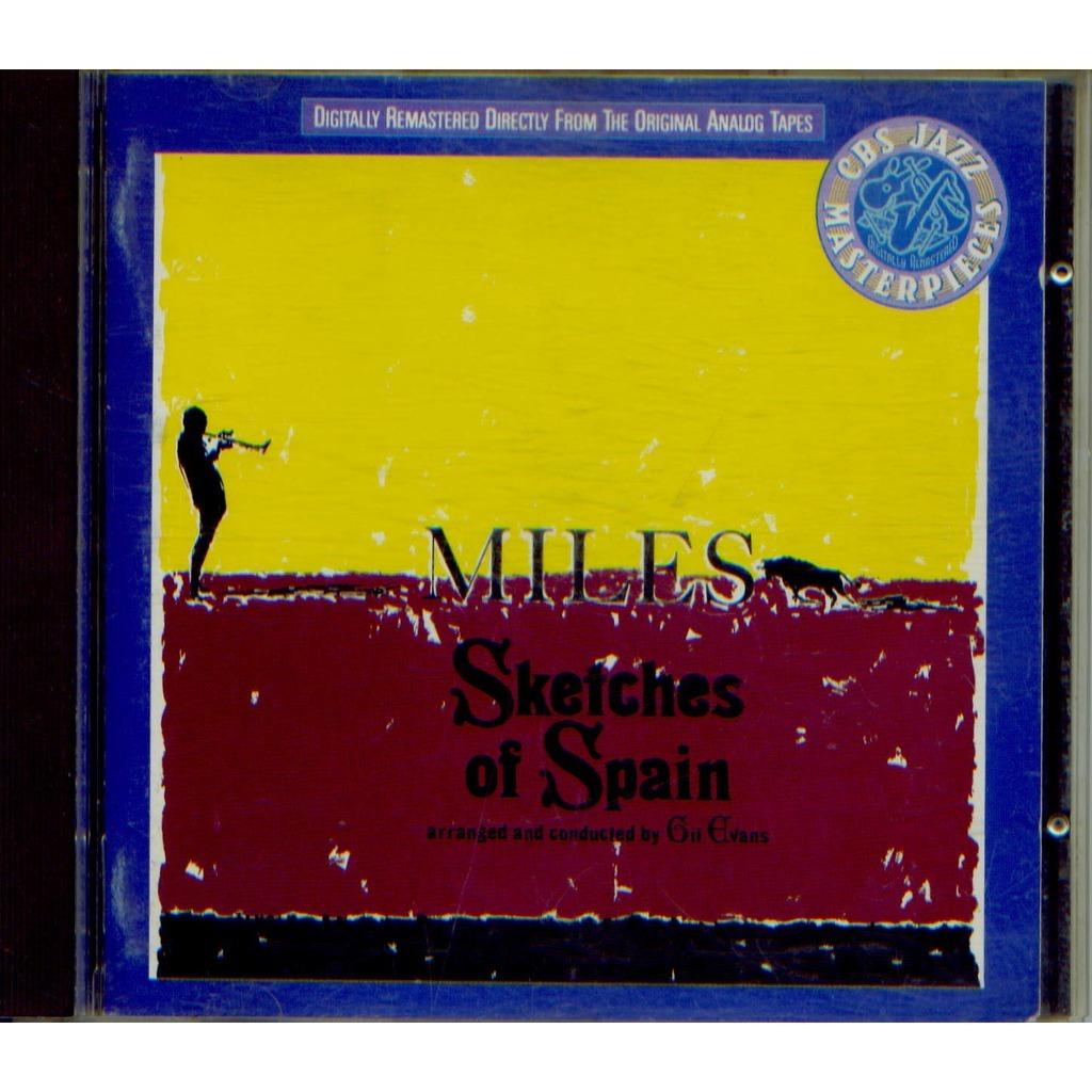 Sketches of spain by Miles Davis, CD with grigo - Ref ...