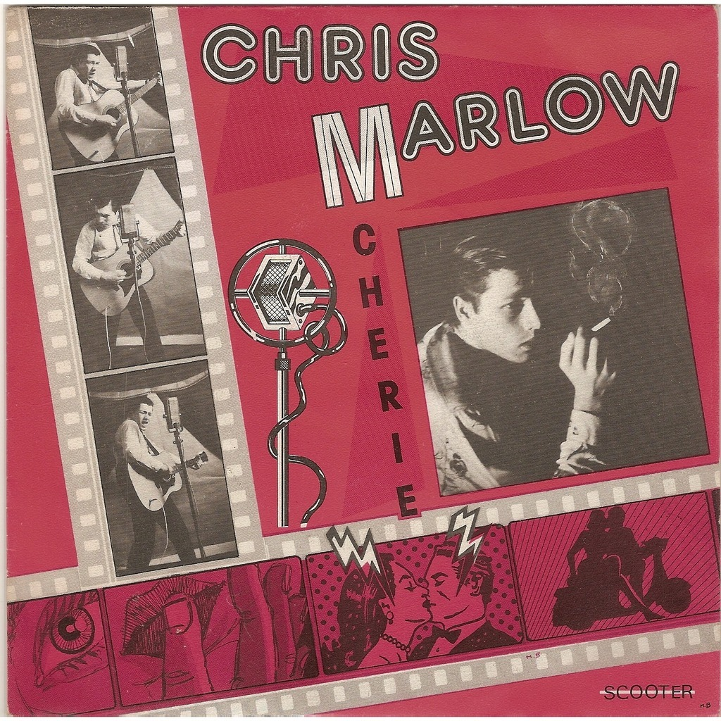 CHRIS MARLOW VIVRE ( VOCAL & INSTRUMENTAL )