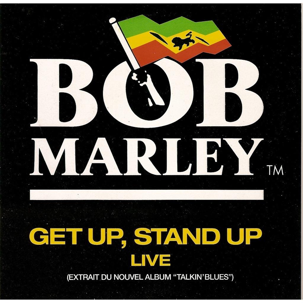 Songtext von Bob Marley - Get Up Stand Up Lyrics