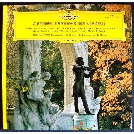 A Vienne Au Temps Des Strauss By Herbert Von Karajan