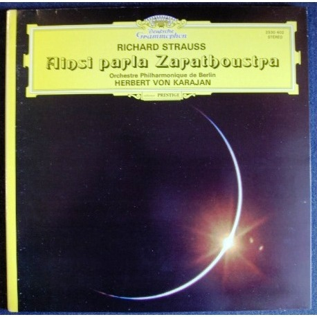richard strauss ainsi parlait zarathoustra