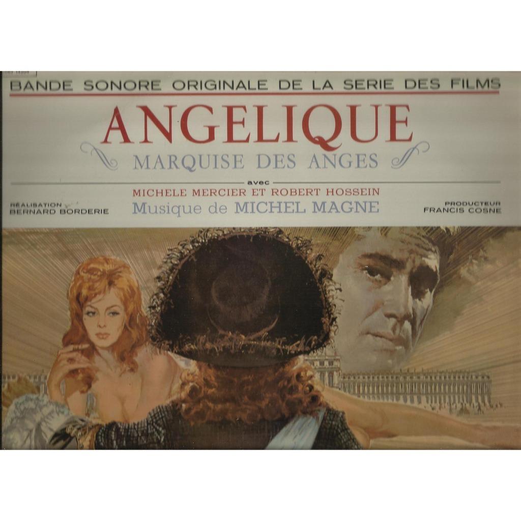 michel magne angelique marquise des anges 33t en vente sur cdandlp