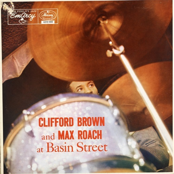 Clifford Brown and Max Roach At Basin Street.