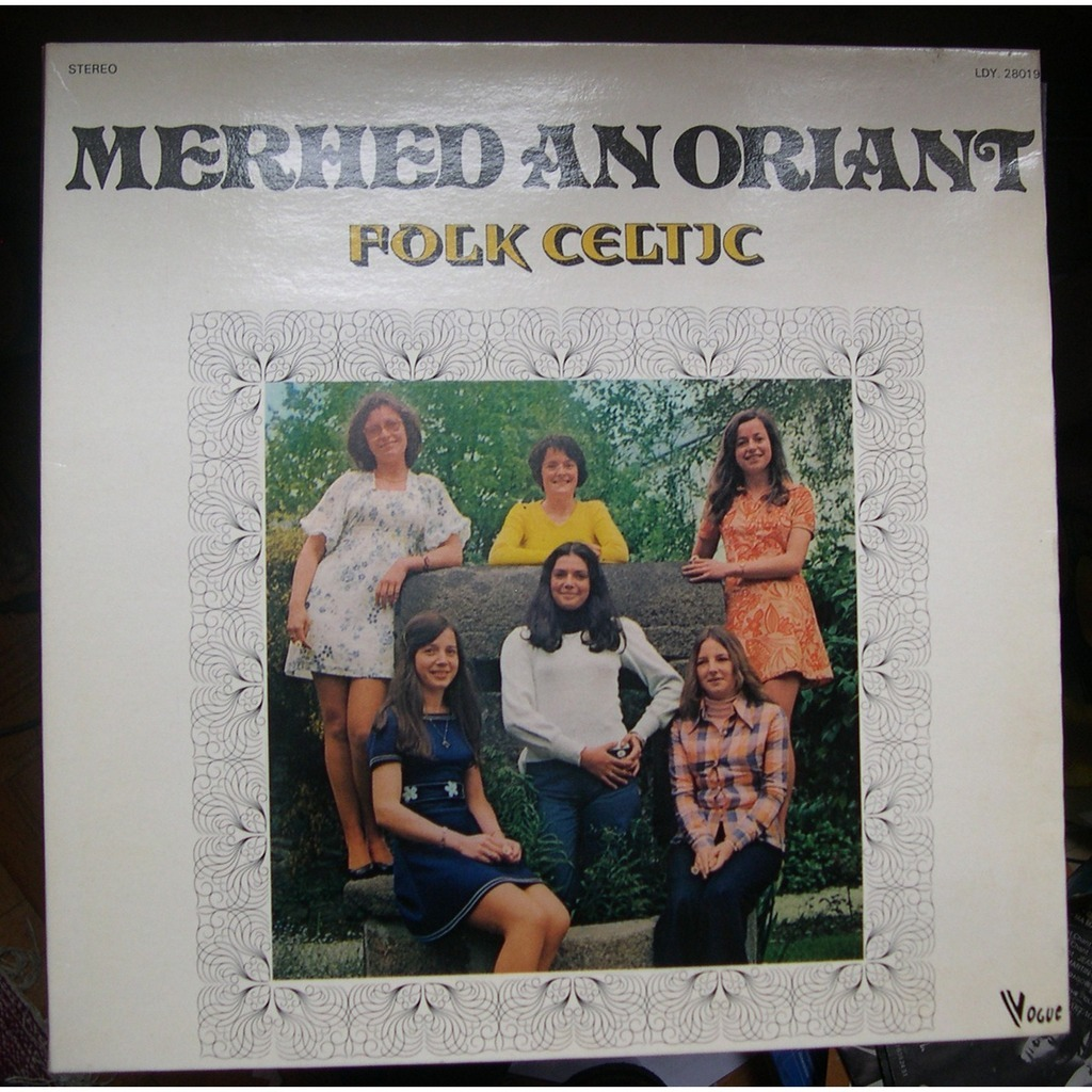 MERHED AN ORIANT FOLK CELTIC