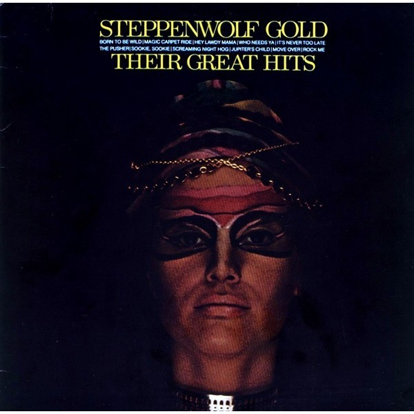 Steppenwolf Gold Greatest Hits Lp For Sale On Cdandlp Com