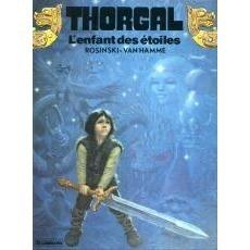 THORGAL L'enfant des étoiles - thorgal n°7