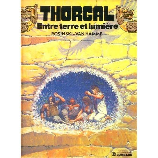 THORGAL Entre terre et lumière - thorgal n°13