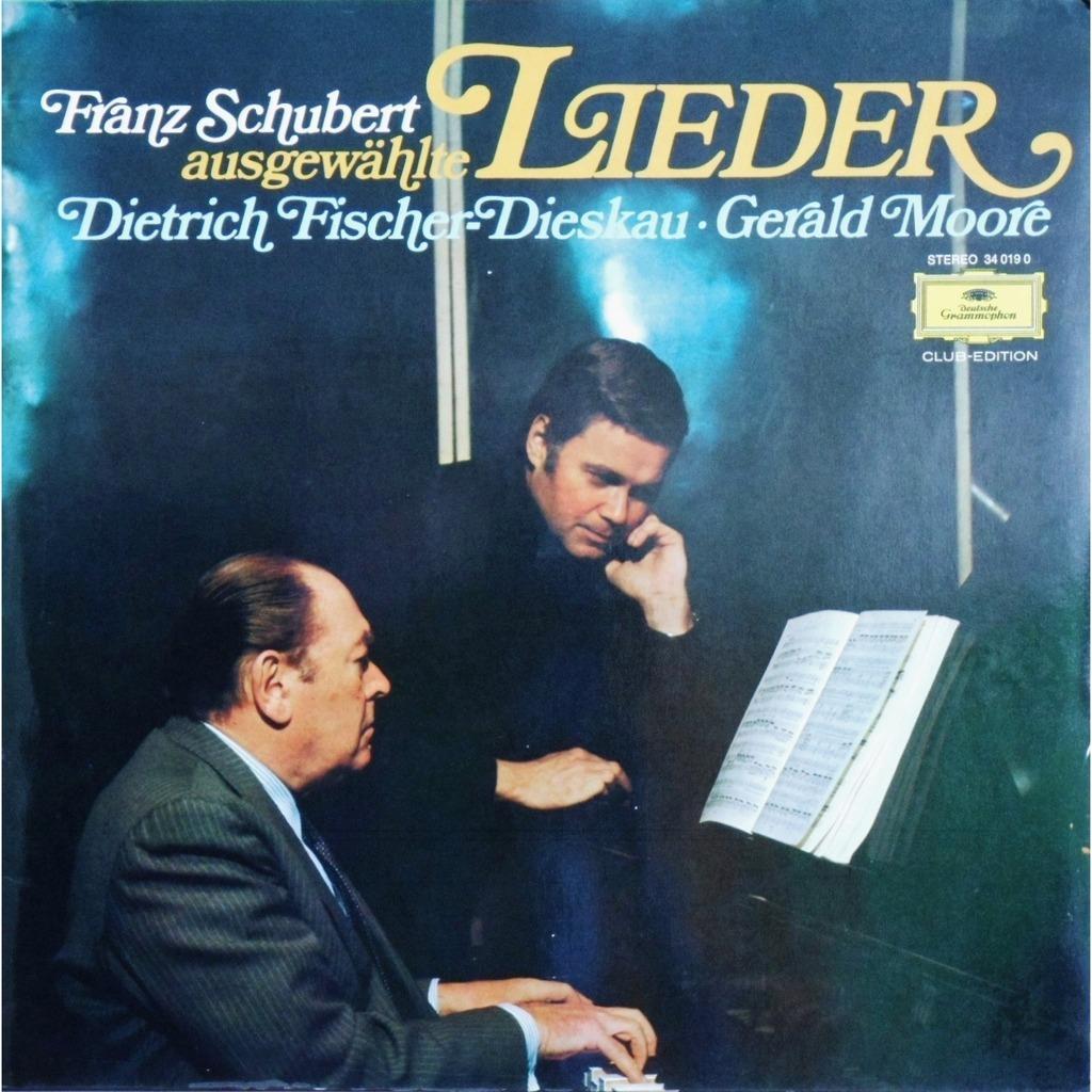 Franz Schubert - Dietrich Knothe - Des Menschen Seele...: Mehrstimmige Gesänge - Secular Vocal Works