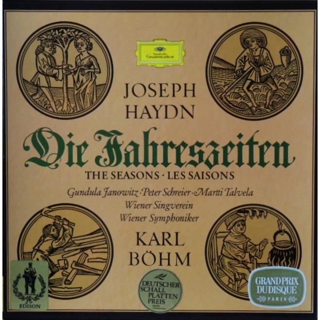 Haydn Die Jahreszeiten