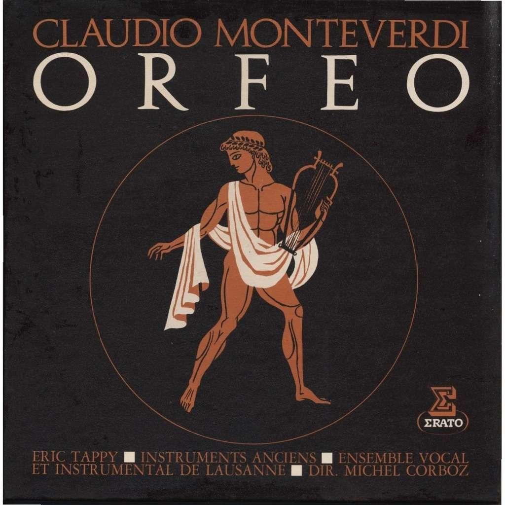 Claudio Monteverdi - Jürgen Jürgens - Madrigals and Sacred Concertos