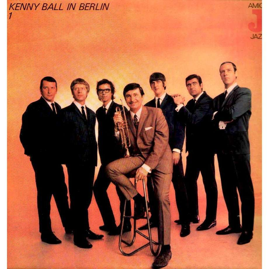 Kenny Ball & His Jazzmen - Kenny Ball In Berlin 1