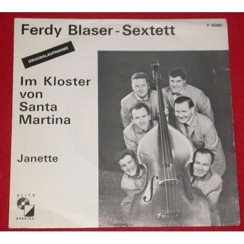 Fredy Blaser-sextett im kloster (jazz suisse)