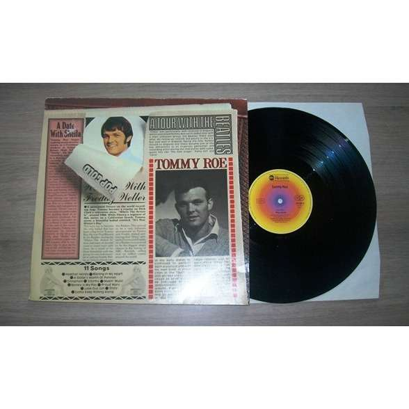 tommy roe pop gold - series