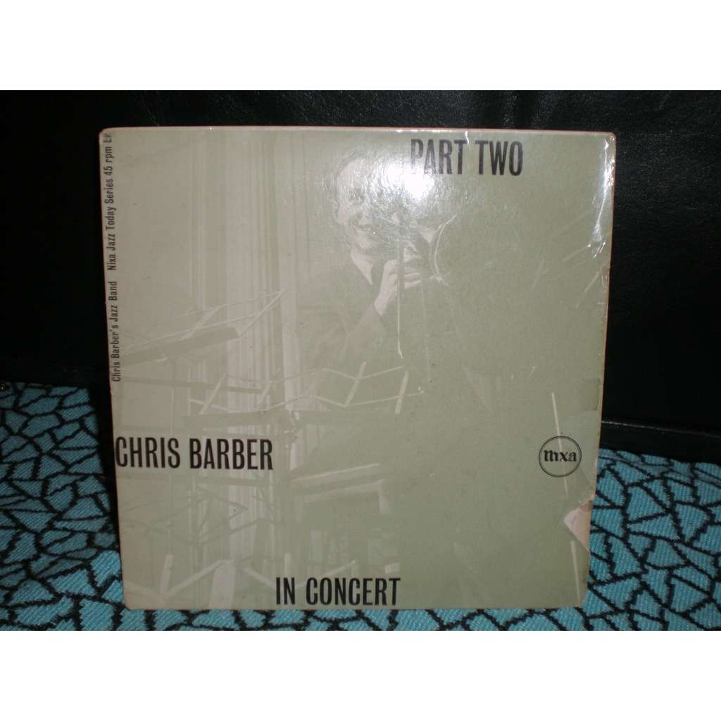 chris barber jazz band mood indigo, bourbon street parade
