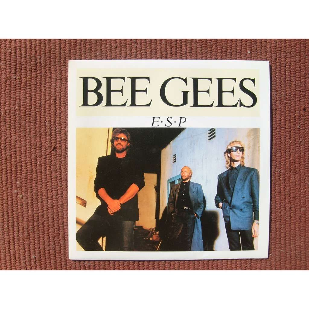 E S P Overnight By Bee Gees Sp With Inoxydable Ref