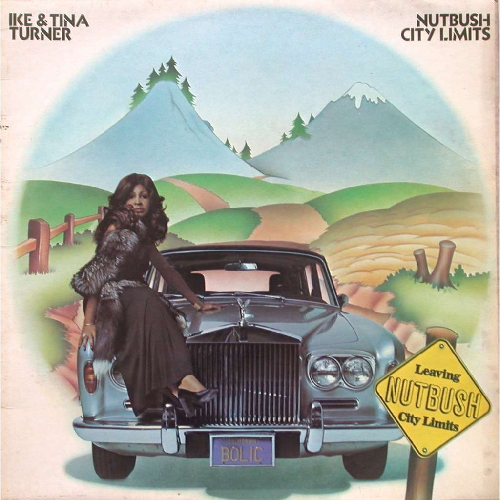 Nutbush City Limits By Ike Amp Tina Turner Lp With