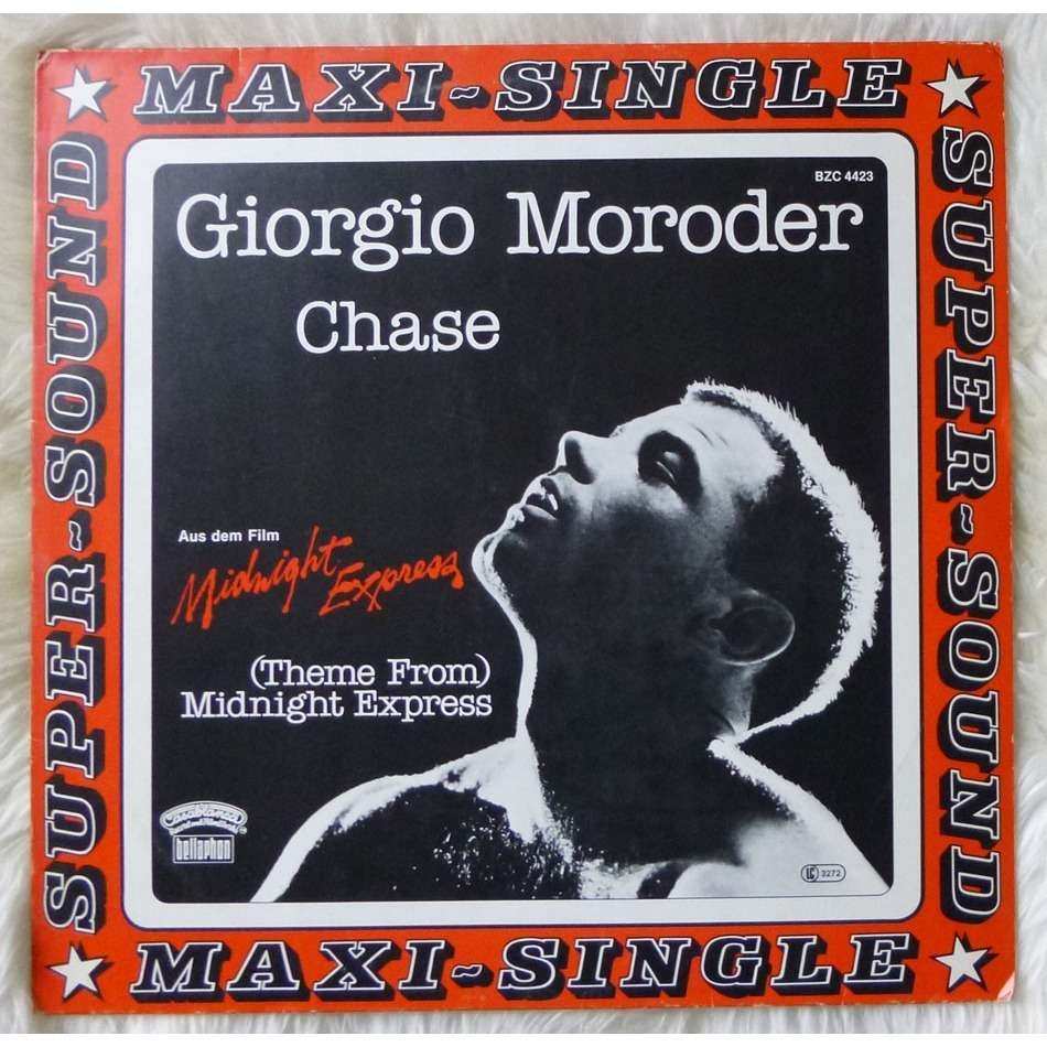 Chase Theme From Midnight Express By Moroder Giorgio
