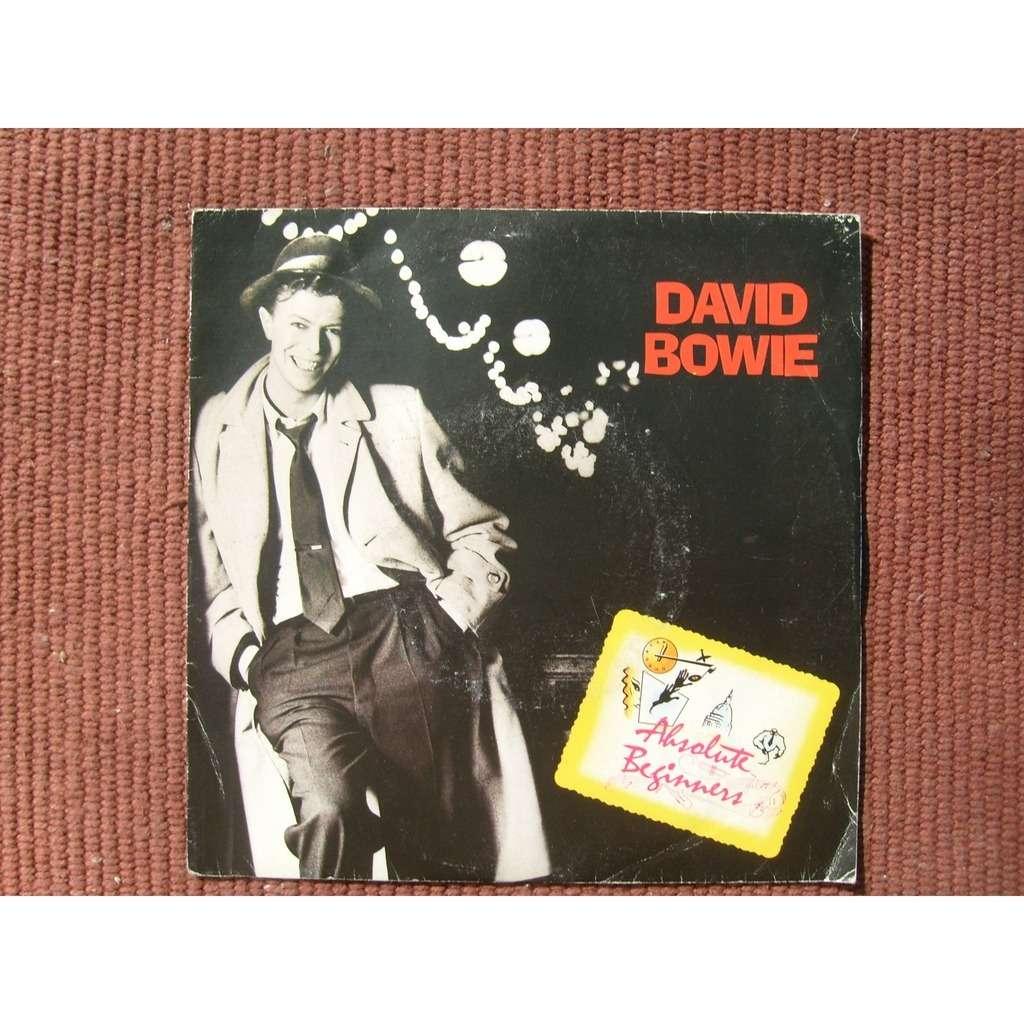david bowie absolute beginners - absolute beginners (dub mix) (OST Absolute Beginners)