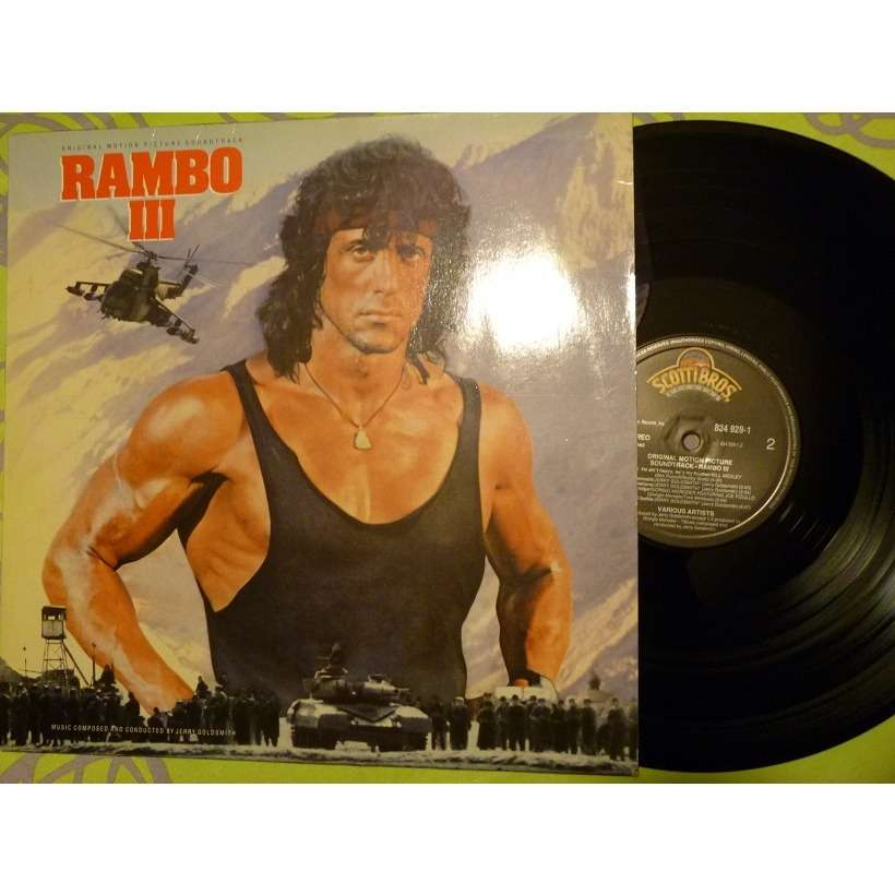 original soundtrack rambo III