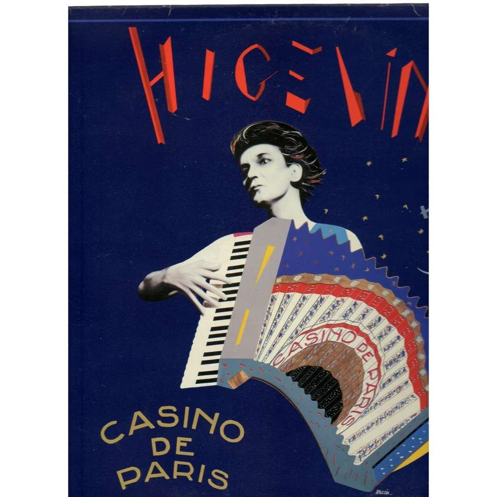jacques higelin casino de paris