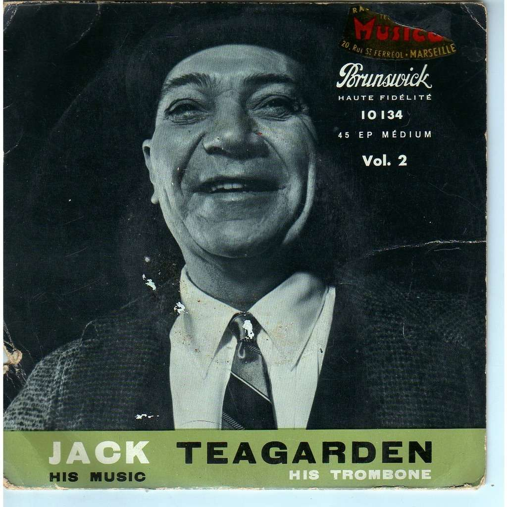 jack teagarden persian rug / i gotta right to sing the blues / love me or leave me / body and soul