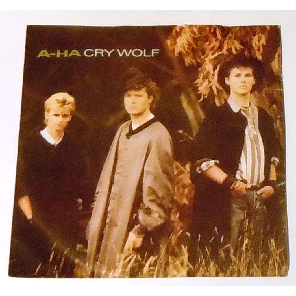 a-ha Cry Wolf -maybe maybe