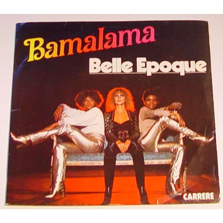 Belle Epoque Bamalama Records, LPs, Vinyl and CDs - MusicStack
