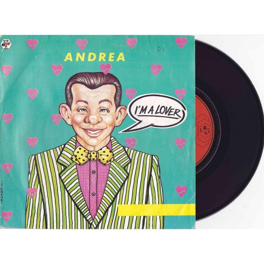 ANDREA I'm a lover/ instru