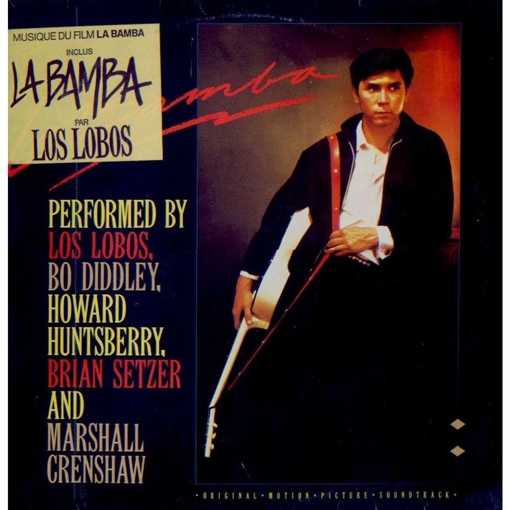La Bamba By Los Lobos Lp With Grigo Ref 115732235