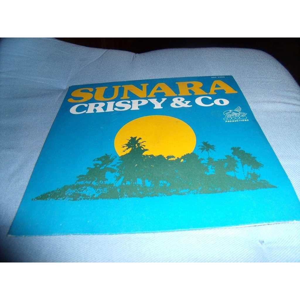 CRISPY & CO sunara/get it together