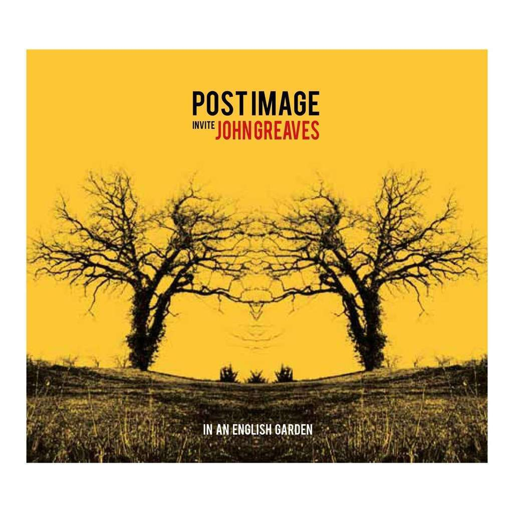 Aqui Label Musique : POST IMAGE invite JOHN GREAVES In An English Garden - CD