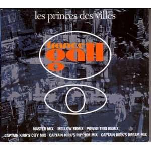France GALL Les princes des villes 6-remixes digipack