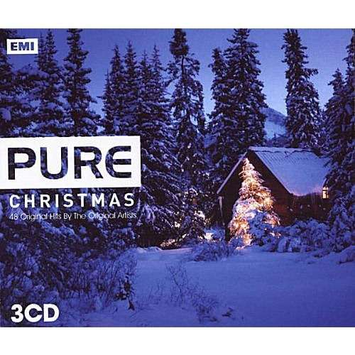 Pure christmas by Nat King Cole, Dean Martin, The Beach Boys, Et Al., CD x 3 with quaddo - Ref ...