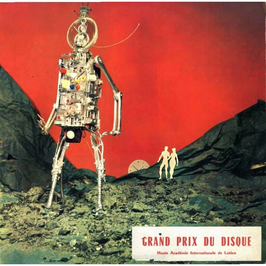 Paul Boisselet Le Robot