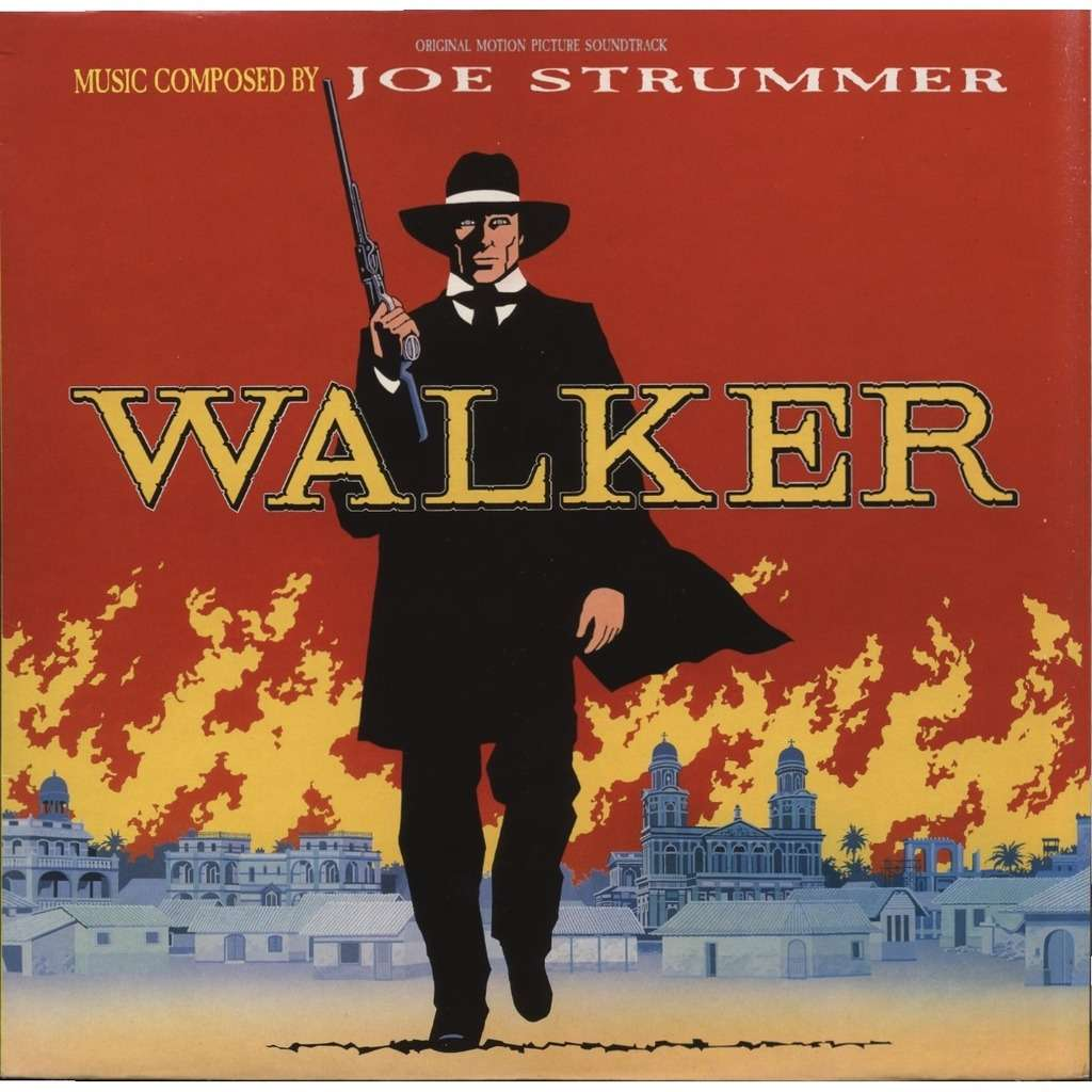 walker original motion picture soundtrack bof film d