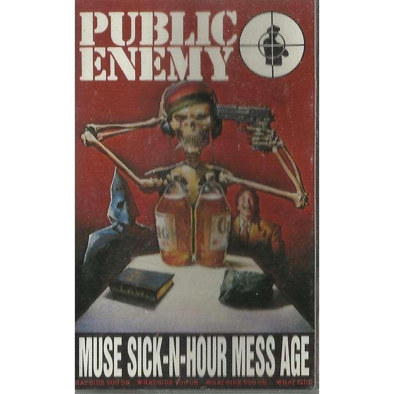 Public enemy bring tha noize pmv - 5 4