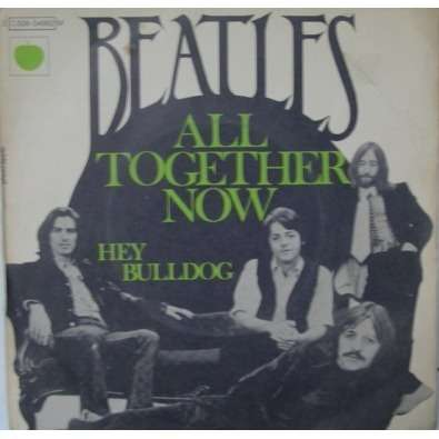 BEATLES All together now