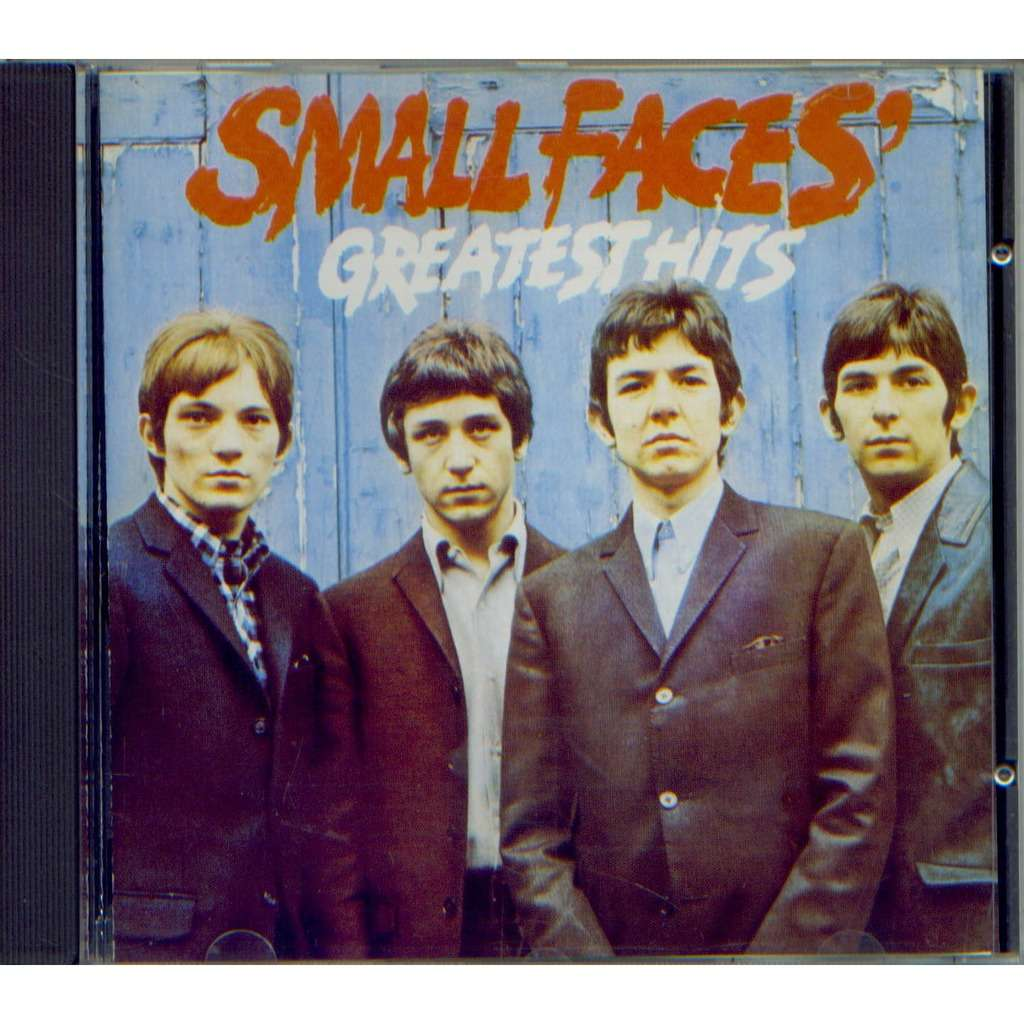 Greatest Hits By Small Faces Cd With Grigo Ref 115746698