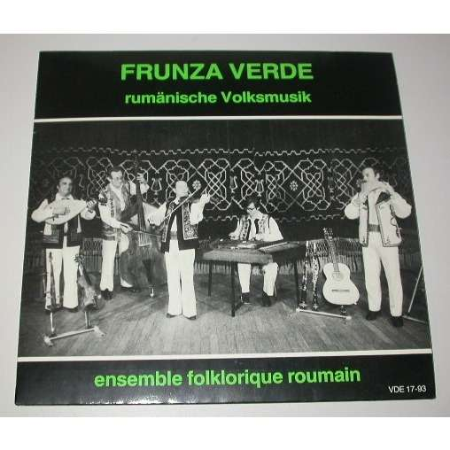 Frunza Verde Ensemble folklorique roumain