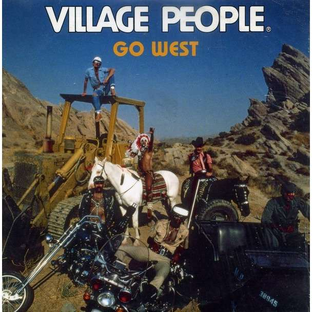 Go West Go West Remix 98 By Village People Cds With