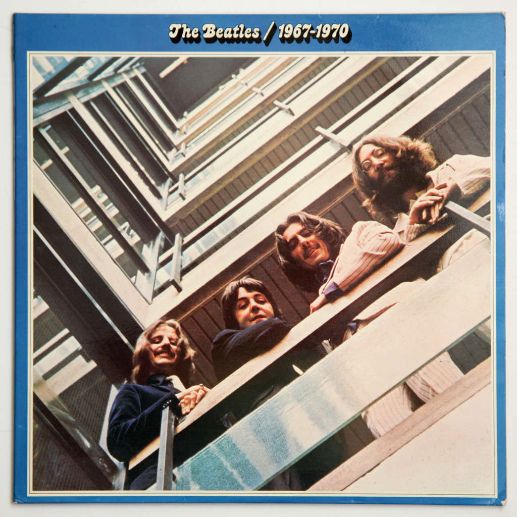 1967 1970 By Les Beatles Lp With Gileric67 Ref 115750696