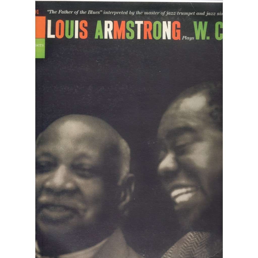 Plays w.c. handy by Louis Armstrong, LP with prenaud - Ref ...