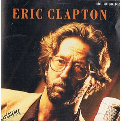 Exp 233 Rience By Eric Clapton Cd With Patrickjoker Ref