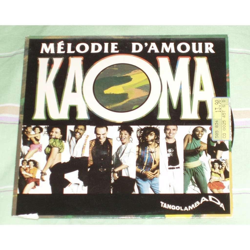 kaoma mélodie d'amour