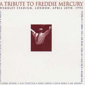 Queen / Guns N'Roses / David Bowie / Robert Plant A Tribute To Freddie Mercury [Wembley Stadium, London,April 20, 1992]