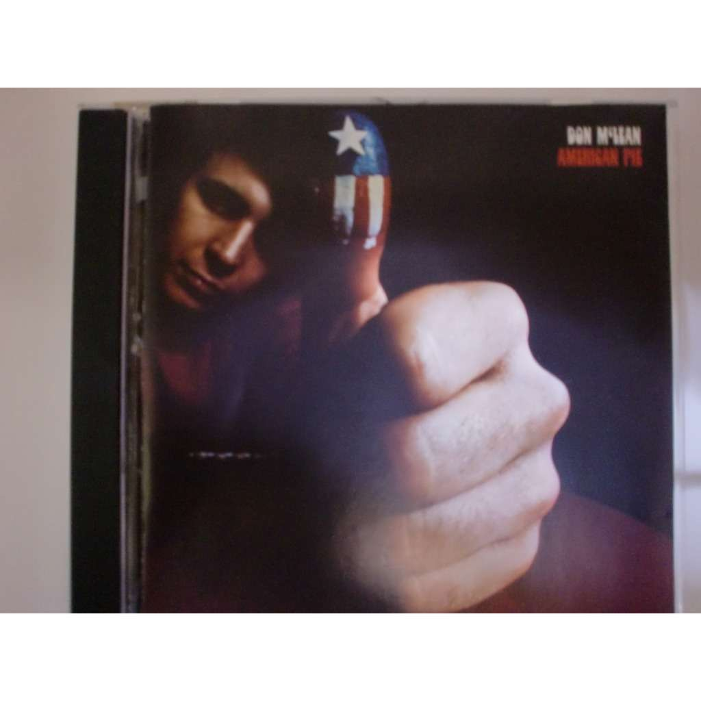 don mclean american pie cd for sale on. Black Bedroom Furniture Sets. Home Design Ideas