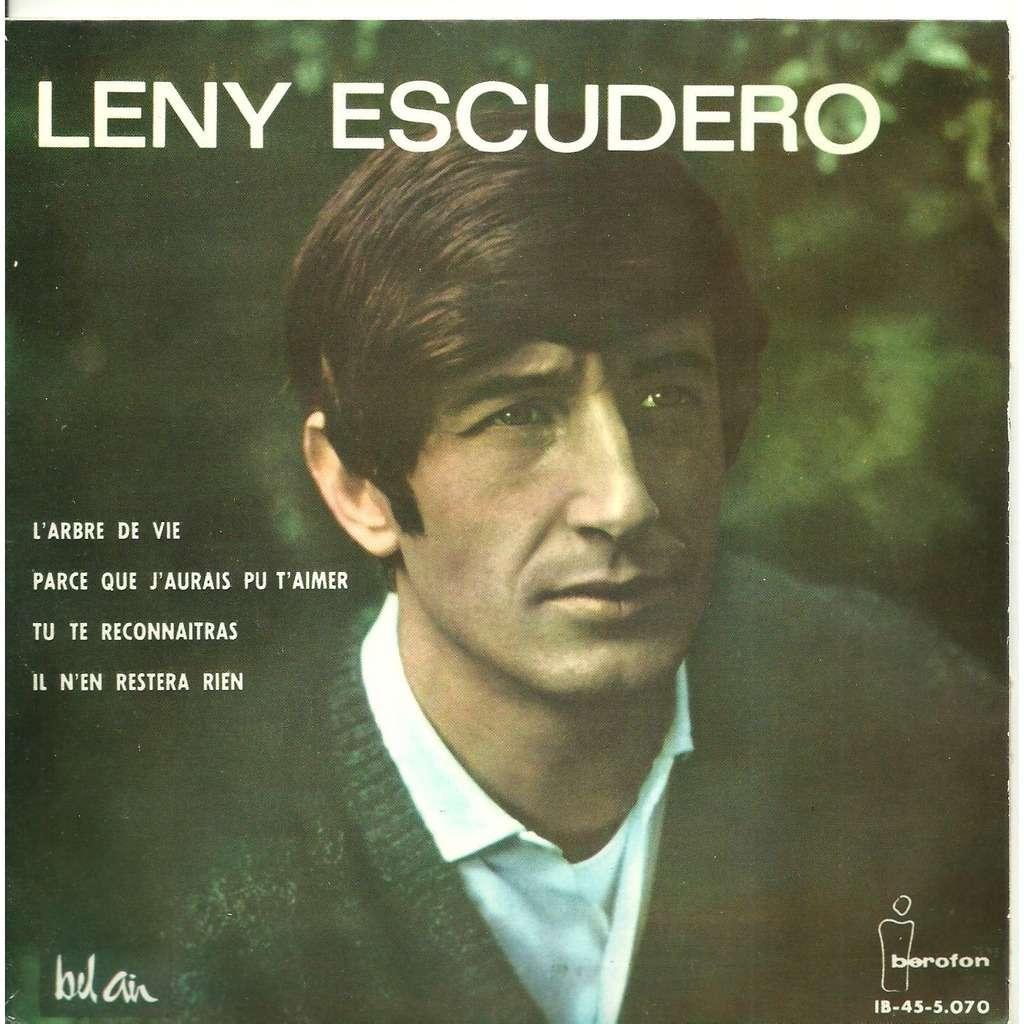 Résultat d'images pour leny escudero tu te reconnaîtras