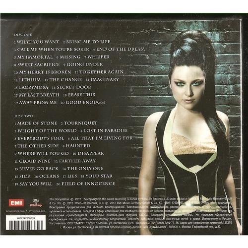 evanescence cd 2012