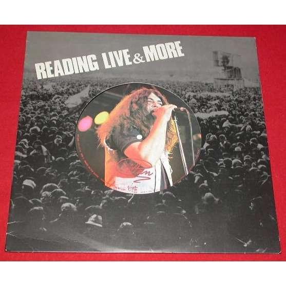 Gillan Ian Reading Live & More