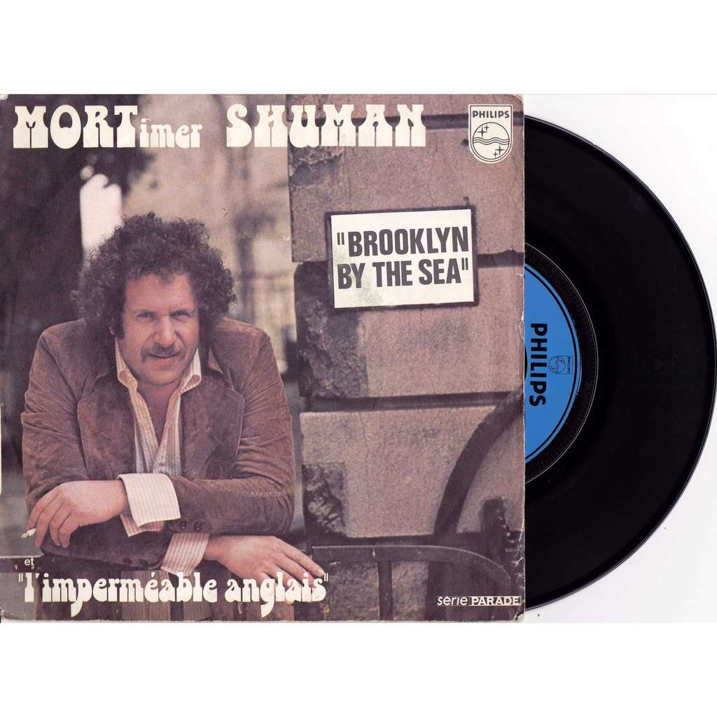 mort shuman ( mortimer ) brooklyn by the sea/ l'impermeable anglais